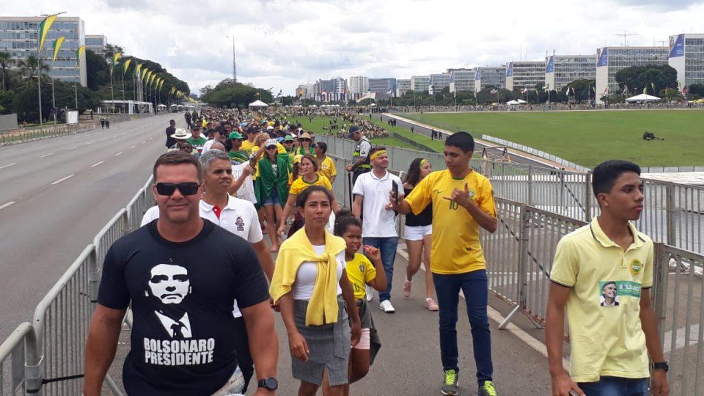 bolsonaro president brazil inauguration ceremony workers party lula