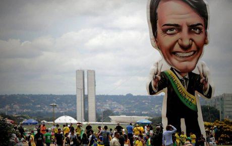 amazon bolsonaro president brazil