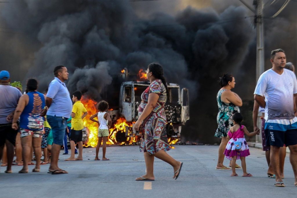 Ceará bus attacks