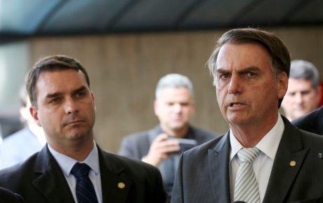 flávio bolsonaro scandal jair bolsonaro corruption brazil