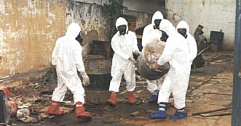 goiania radioactive environmental disaster