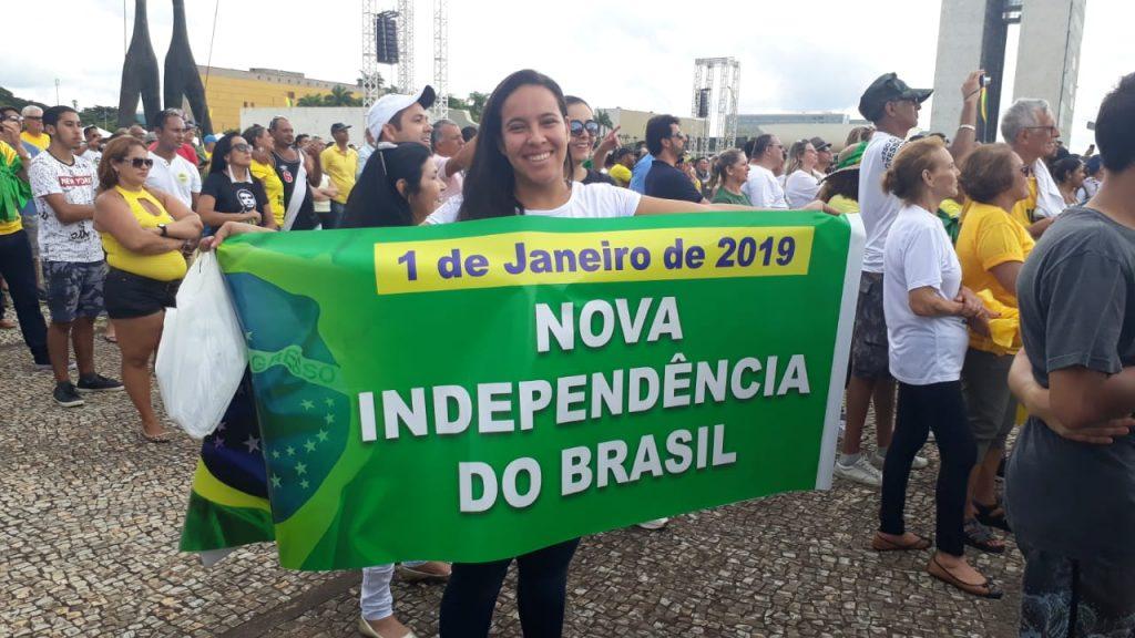 inauguration bolsonaro president brazil speech