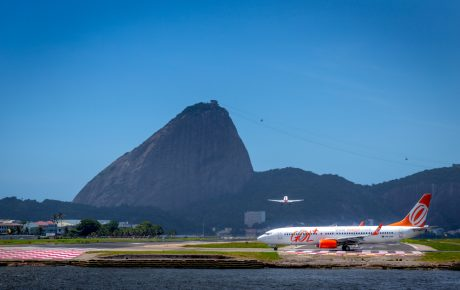 Weaker currency boosted tourism in Brazil, but took its toll on airlines