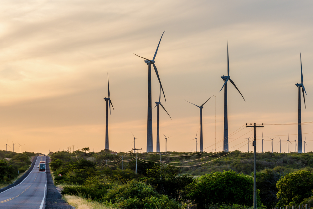 Wind power a promising industry for Brazil (Energy)