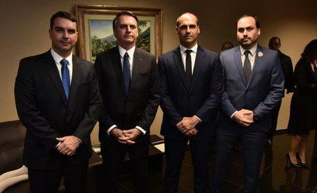 bolsonaro clan