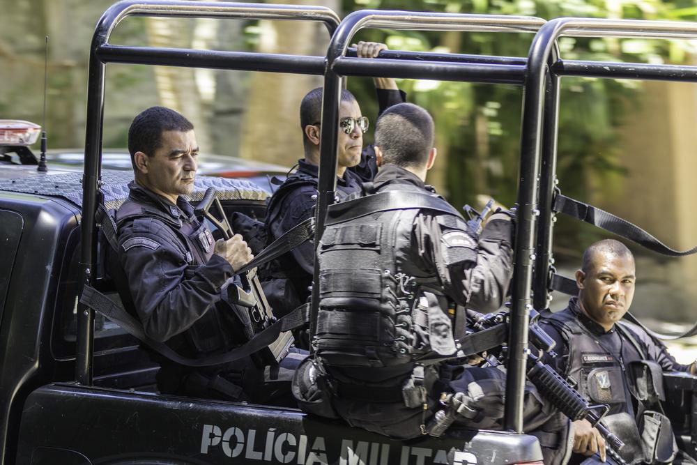 brazil violence police brutality
