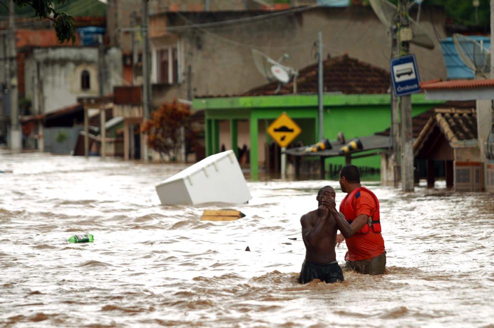 floods rio de janeiro