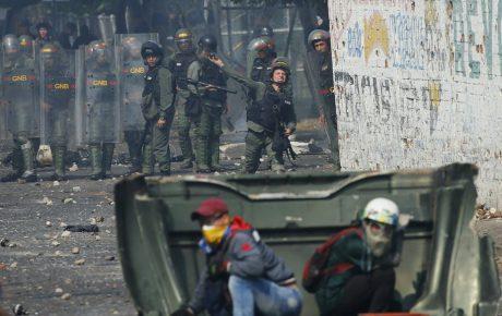 venezuela crisis trump maduro