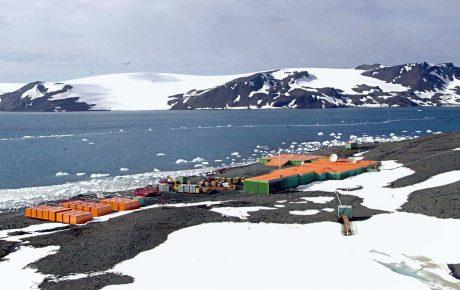 Antarctica Base Brazil ferraz