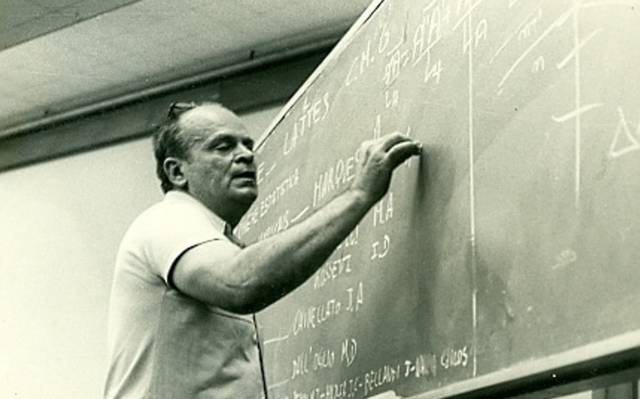 César Lattes nobel prize brazil