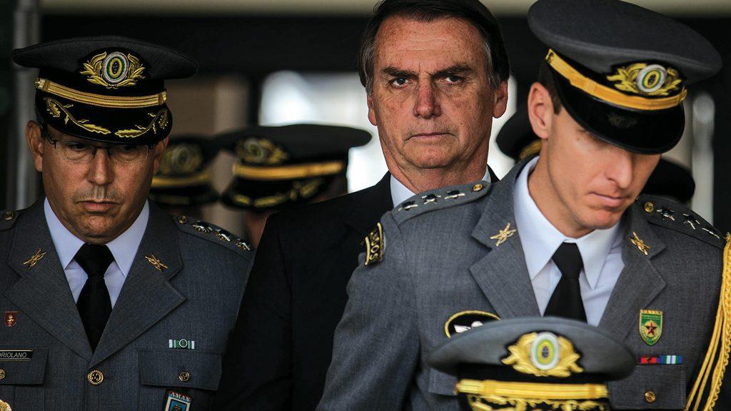 bolsonaro military armed forces