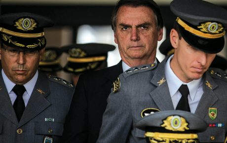bolsonaro military armed forces