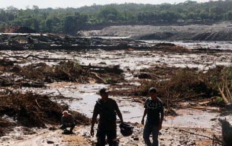 brumadinho mining disaster vale