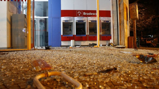 cash machines São Paulo