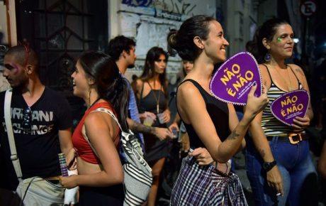 harassment carnival brazil women