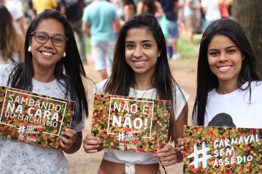 harassment carnival brazil