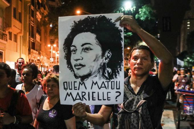 Almost a year later, Rio police make arrests in Marielle murder