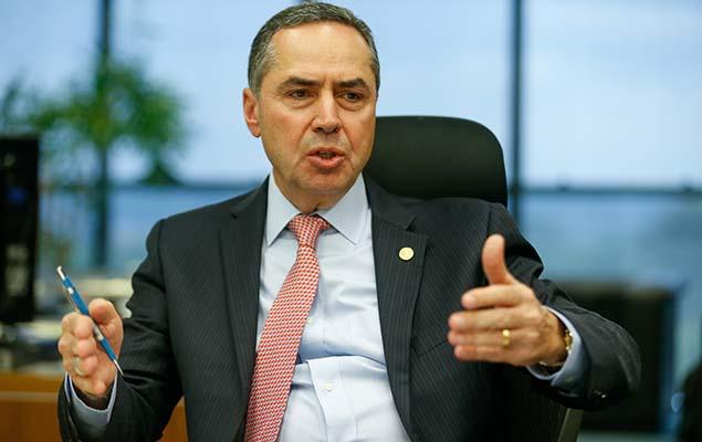 Justice Luis Roberto Barroso