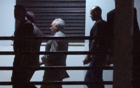 The case against Brazil's former president Michel Temer