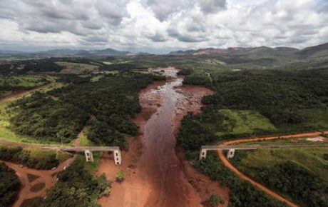 mining brumadinho dam collapse