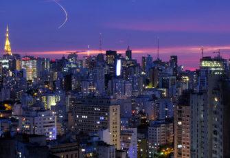 são paulo skyline short-term rentals brazil airbnb