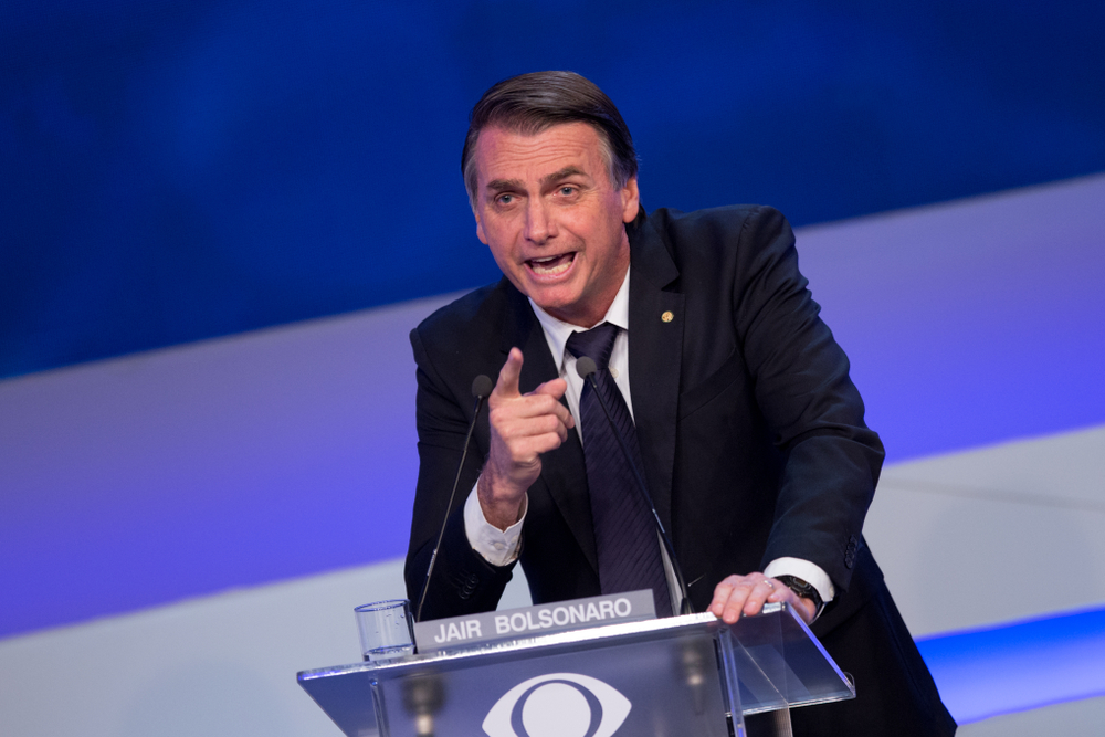 jair bolsonaro far-right press