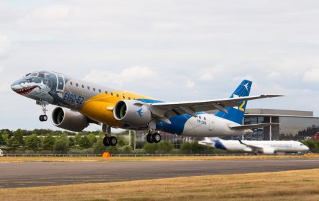 Embraer boeing losses