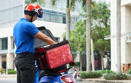 delivery demand correios app