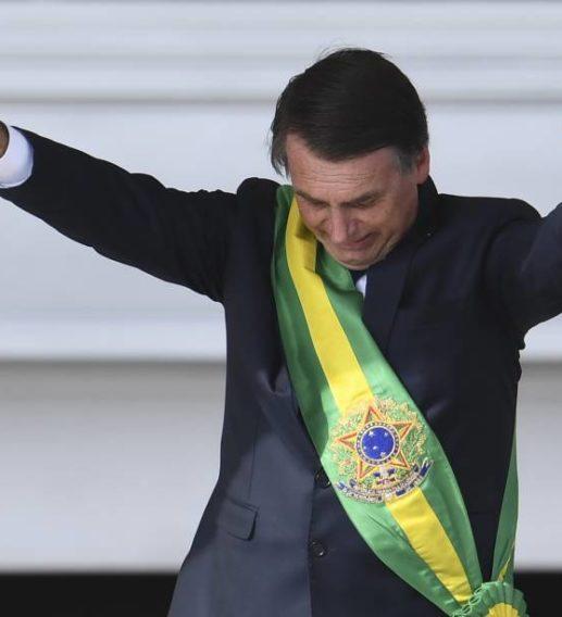 bolsonaro first 100 days