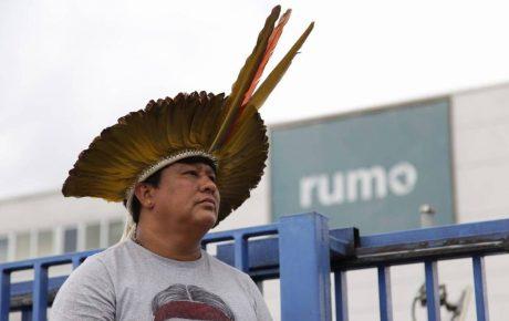 rumo guarani indigenous
