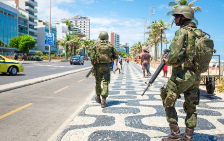 Drop in homicides provides much-needed boost to Brazilian public security
