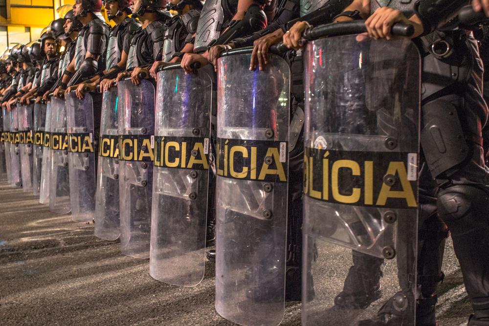 police violence in brazil
