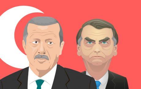 turkey brazil Erdoğan