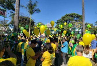 bolsonaro demonstrations
