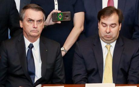 maia bolsonaro congress