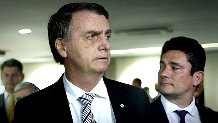 A rock and a hard place: Bolsonaro to choose between Moro and Congress in Coaf row