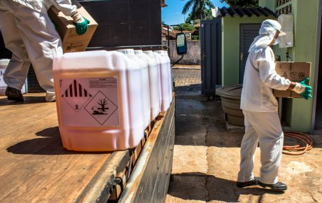 Brazil's pesticide spree continues and 2019 set to break records