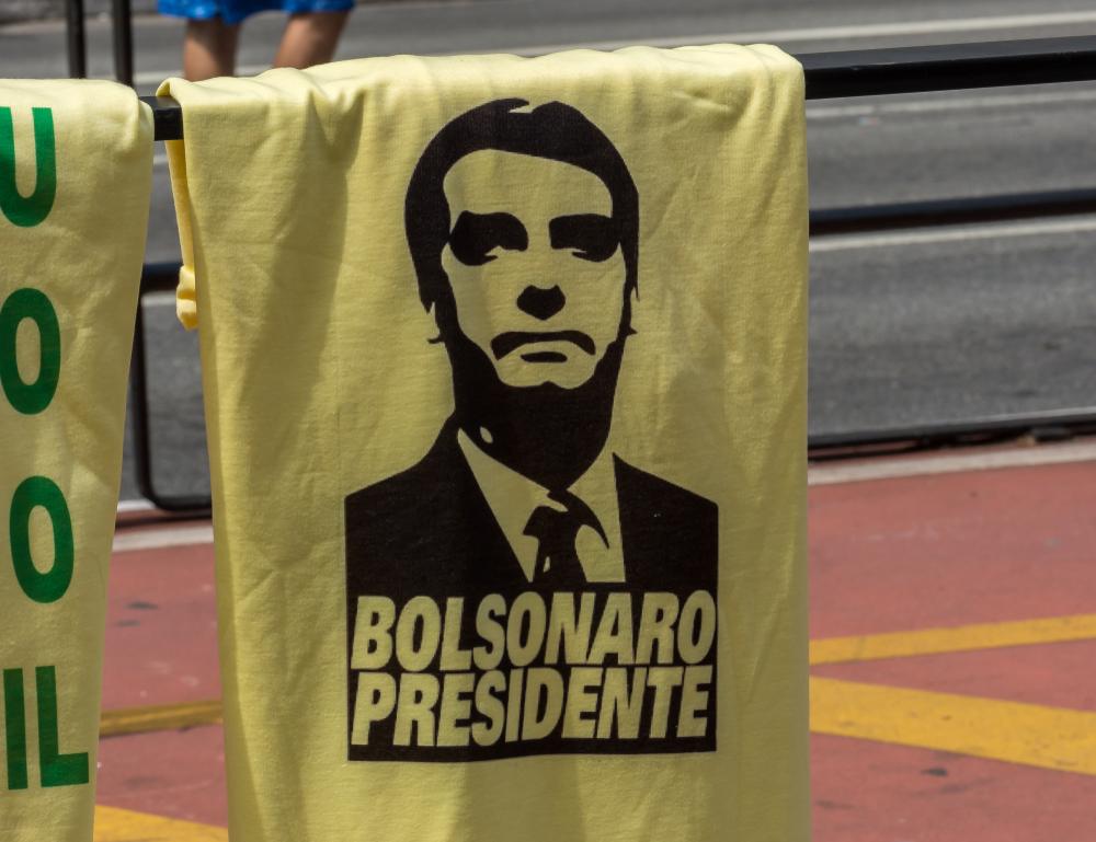 Can pension reform re-elect Jair Bolsonaro?