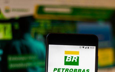 petrobras shares caixa brazil