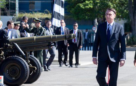 bolsonaro call to arms