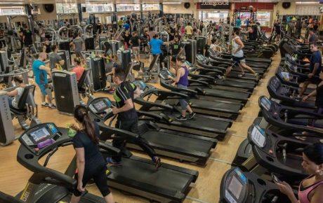 gympass fitness .futuro