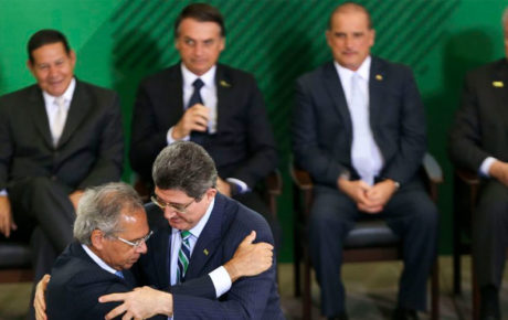 bndes joaquim levy Exit of BNDES president another ideological whim of Bolsonaro government