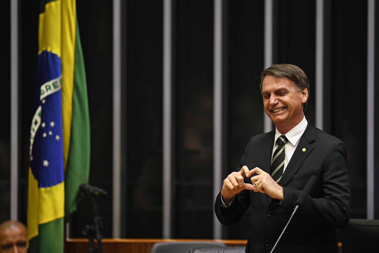 BRAZIL POLITICS BOLSONARO CONGRESS