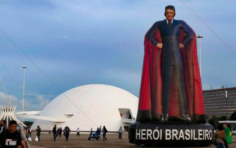 moro superhero bolsonaro car wash operation