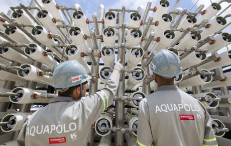 Aquapolo - Odebrecht Ambiental - São Paulo - SP
