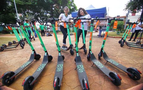 Brazil debates micro-mobility as scooters take over streets of big cities