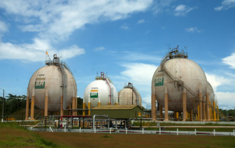 petrobras natural gas discovery