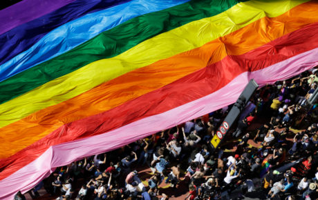 pride parade são paulo