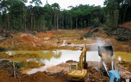 amazon environment mining