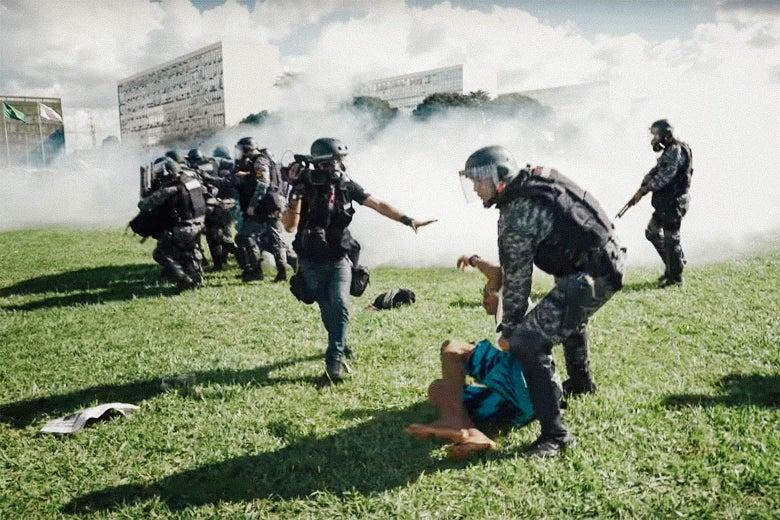 brazil netflix edge of demoracy